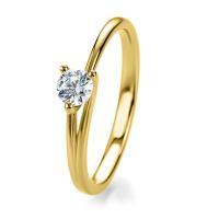Breuning Antragsring Gelbgold Bridal 41/05302