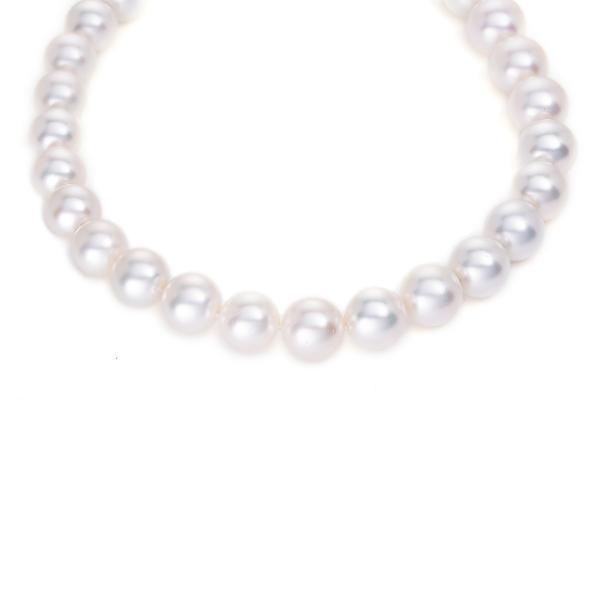 DiamondGroup Collier 18 kt Weißgold - 4B817W8-1