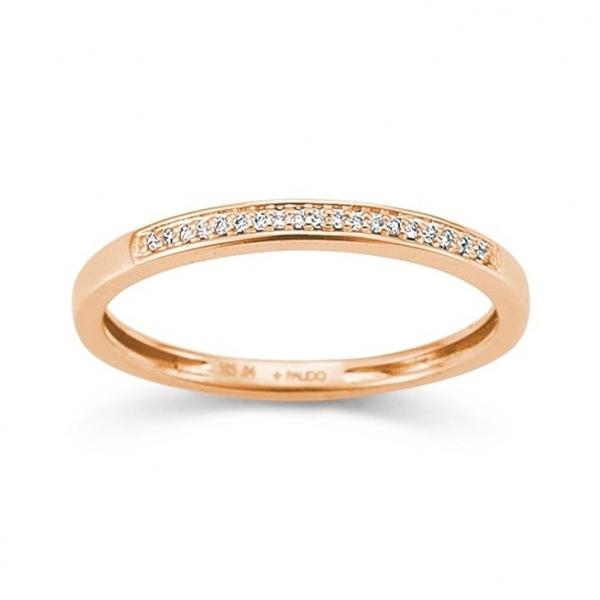 First Love Memoire Ring Rotgold 585 Palido K10986