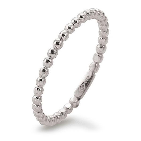 Ring Weißgold 585 Kugelring Palido K11294W