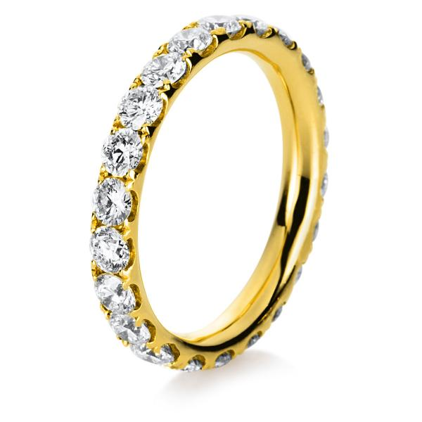 DiamondGroup Ring 18 kt Gelbgold - 1A546G854-1