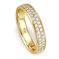 Memoire Ring Gold Giloy TM01001G-1