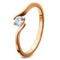 Breuning Verlobungsring 41/05297 aus Rotgold