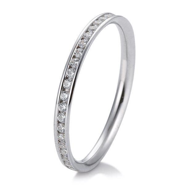 Breuning Memoire-Ring Weißgold 4105644