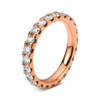 DiamondGroup Ring 18 kt Rotgold - 1C308R854-2