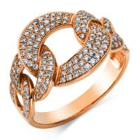 Ring 18 kt Rotgold - 1T481R853-1