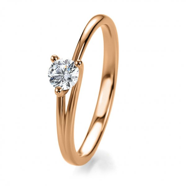 Breuning Bridal Verlobungsring Rotgold 41/05302