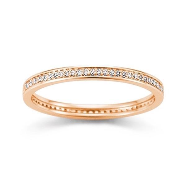 Palido Ring Rotgold 585 K109867