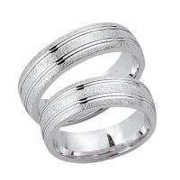 Schwarz Trauringe Partnerringe Silber 925 SW925-013