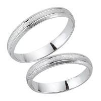 Schwarz Trauringe Partnerringe Silber 925 SW925-054