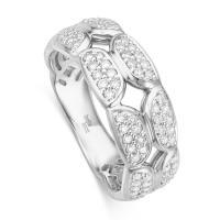 bella luce Ring Pietra II Weißgold EH004531
