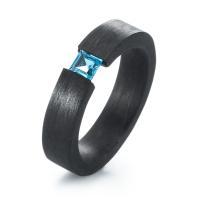 Carbonring Topas blau TitanFactory 59329