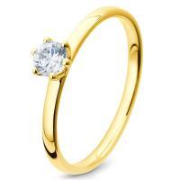 Breuning Bridal Verlobungsring Gelbgold 41/05285