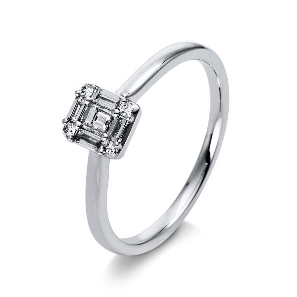 Ring 18 kt Weißgold - 1G985W854-3