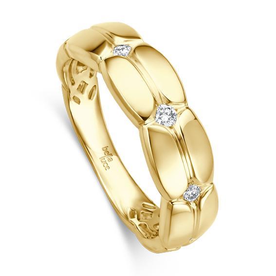 bella luce Ring Pietra Gelbgold EH004524 Brillanten