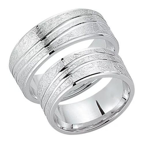 Schwarz Trauringe / Partnerringe Silber 925 SW925-035
