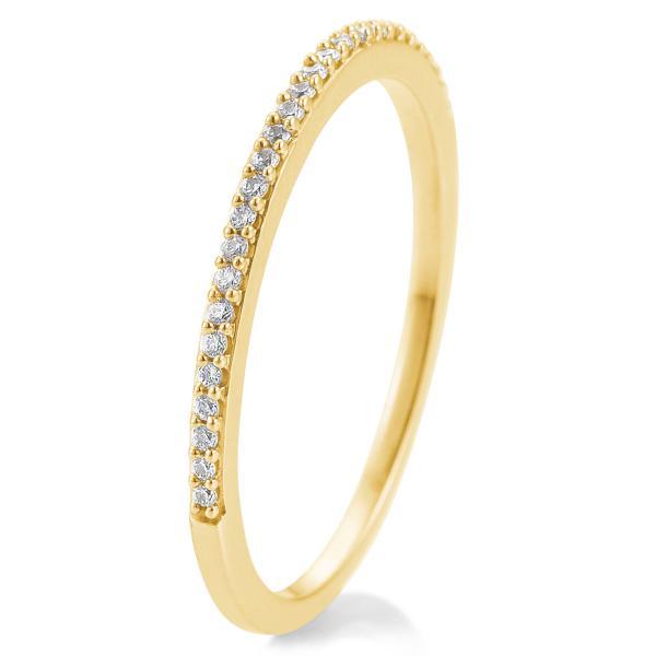 Breuning Memoire Memory Ring Gelbgold 585 Brillant 41/86617