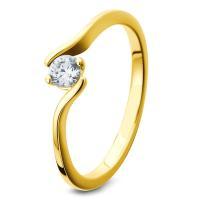 Breuning Bridal Verlobungsring Gelbgold 41/05297
