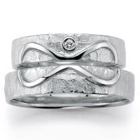 Signs of Love - Unendlichkeit, 925 Silber, 66/51170