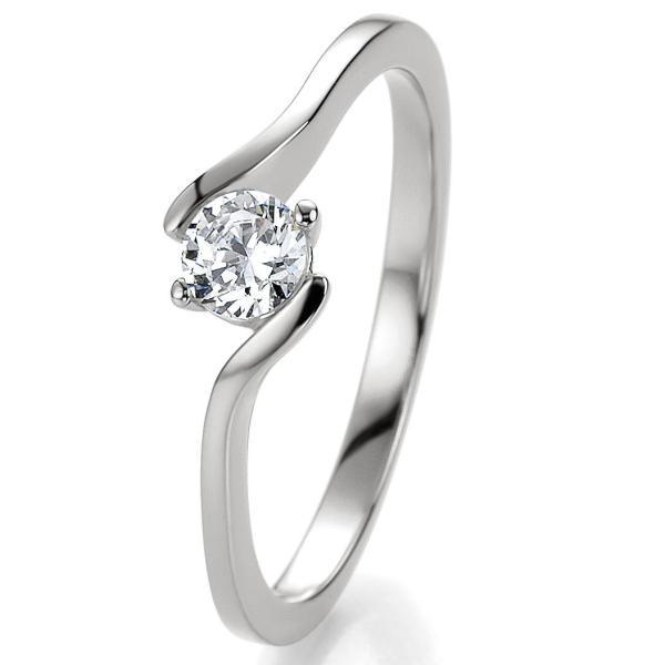 Breuning Verlobungsring Silber 925 Bridal 41/05298